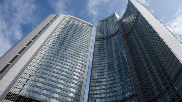 Ông Tiêu được cho là ở Khách sạn Bốn Mùa ở Hong Kong vào tời điểm bị bắt