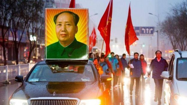中国一名电视台员工声援邓相超被解职