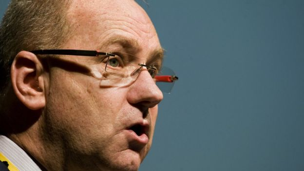 Anglo American chief executive Mark Cutifani