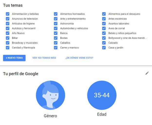 Cómo averiguar todo lo que Google sabe de ti _90389913_espia6