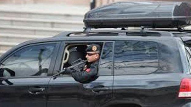 Marmaris'te cumhurbaşkanının kaldığı otele saldıran askerleri takip eden CAT timleri