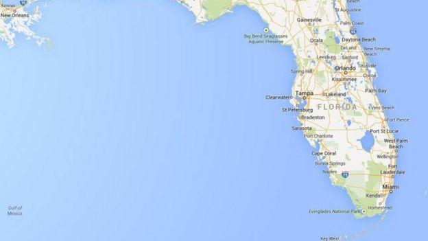 En Floride, l'un des Etats clés du scrutin présidentiel, les deux candidats étaient au coude-à-coude.