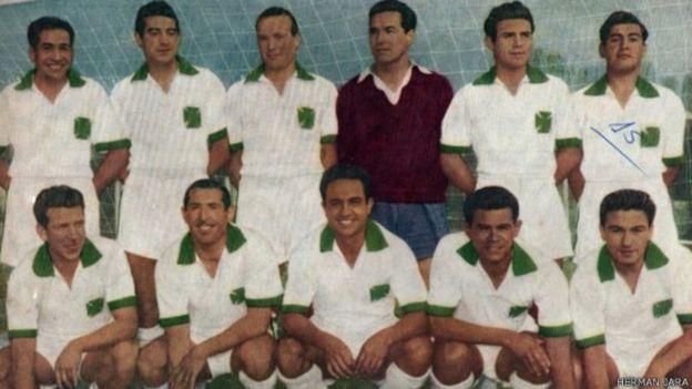 El equipo de Green Cross/Archivo