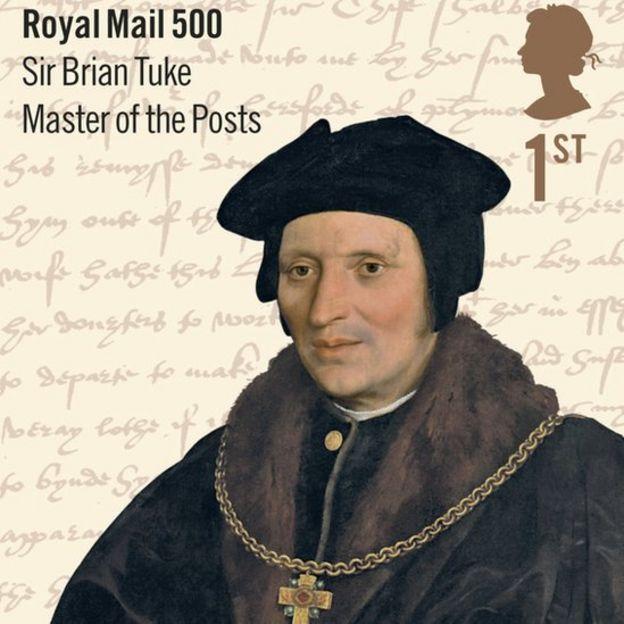 Royal Mail stamp