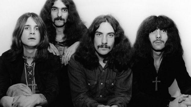 Black Sabbath en 1970