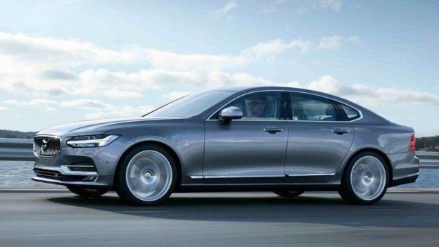 فولفو تتصدر قائمة مبيعات السيارات