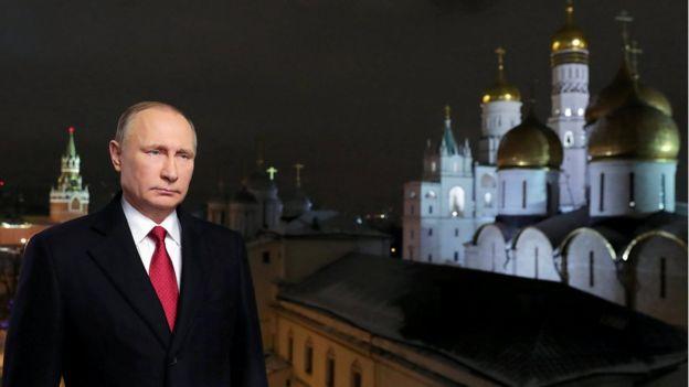 ولادیمیر پوتین، رئیس جمهوری روسیه پیشتر از آقای ترامپ تقدیر کرده