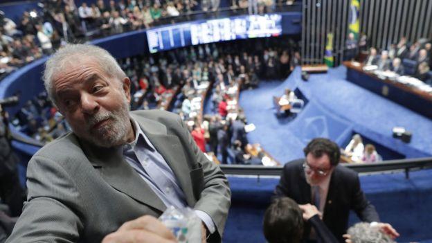 Senado dictará sentencia a la presidente Dilma Rousseff