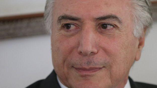 Brazilian Vice President Michel Temer