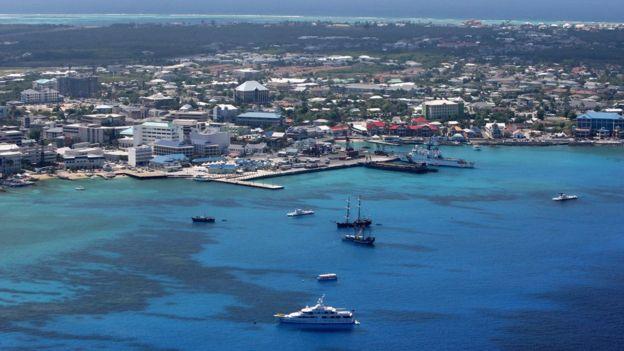 Isla Gran Caimán