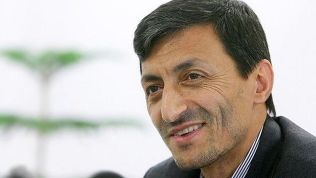 پرویز فتاح، رئیس کمیته امداد
