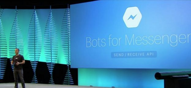 Facebook's next big thing: Bots for Messenger ilicomm Technology Solutions