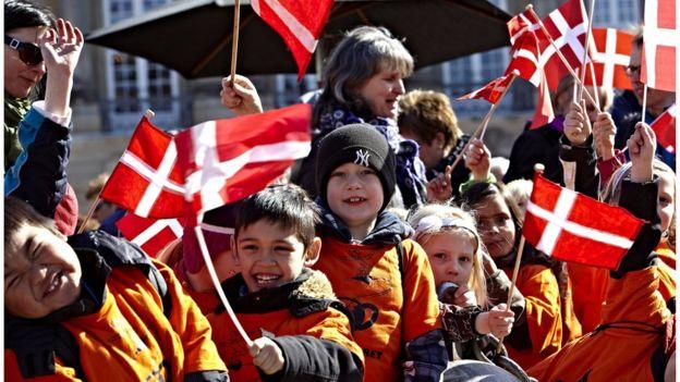 Niños daneses