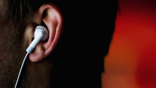 ภาพหูฟัง