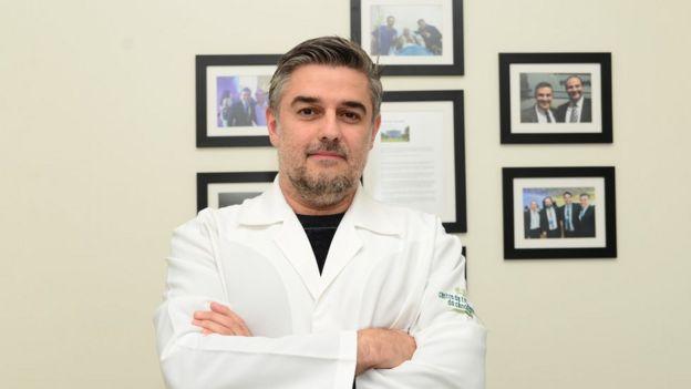 Fábio Franke, coordenador do Centro de Alta Complexidade em Oncologia (Cacon) do Hospital de Caridade de Ijuí