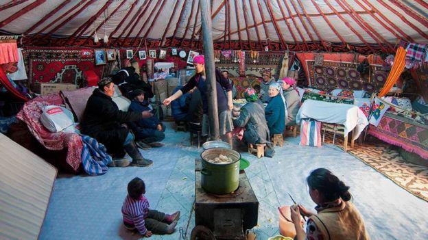 kazak yurdu