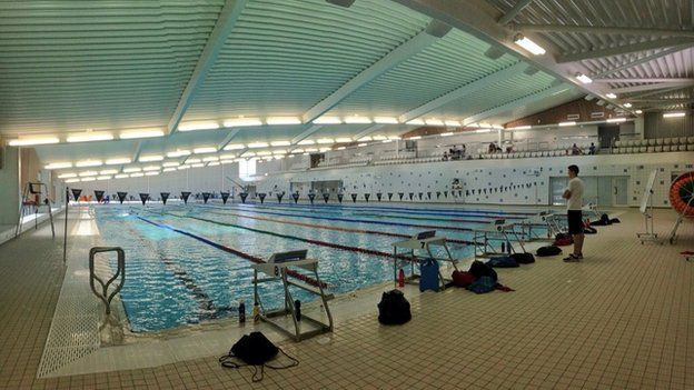 Nottingham 39 S 16m Harvey Hadden Sports Village To Open Bbc News