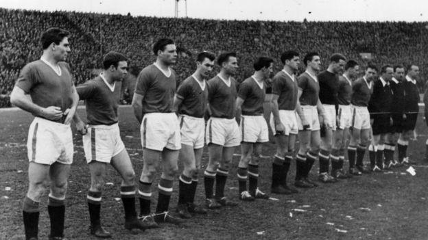 Equipo de Manchester United