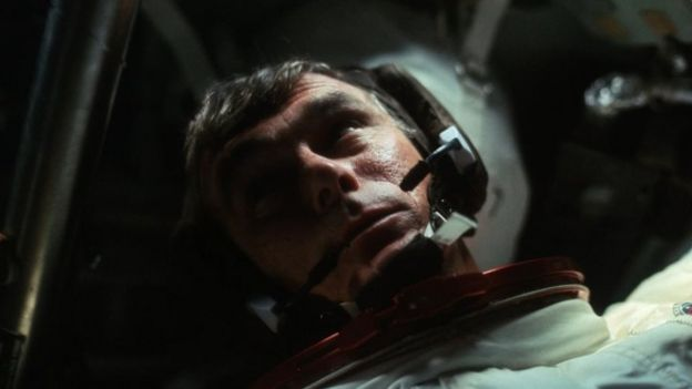 Gene Cernan mwaka 1972