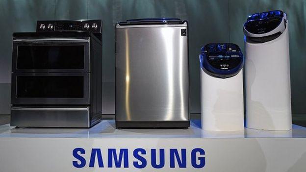Productos de Samsung
