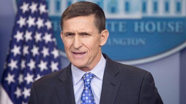 مایکل فلین، مشاور امنیت ملی ترامپ