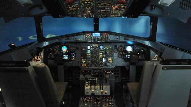 uçak kontrol