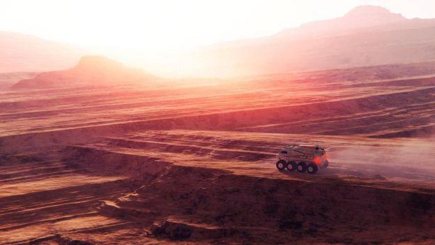 Mars misyonu