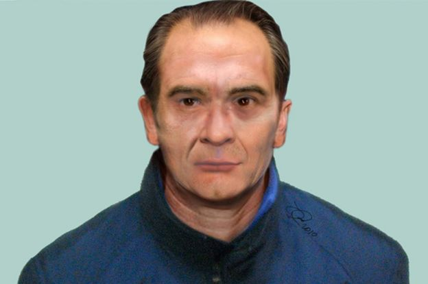 In 2011, Italian police released an age-progressed image of Matteo Messina Denaro who was 49 at the time