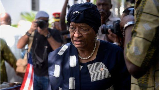 liberia, Ellen Johnson Sirleaf