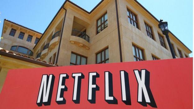 Sede da Netflix