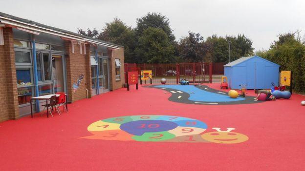 Bardwell Szkoła remont
