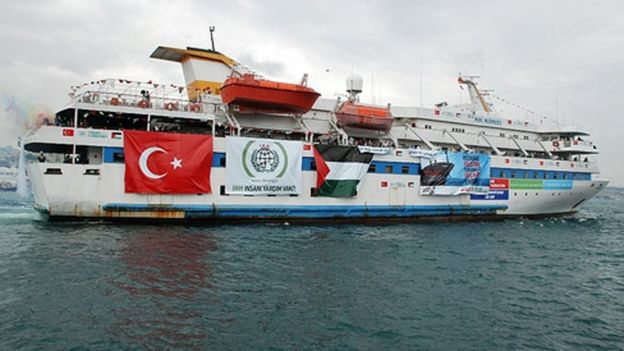 Mavi Marmara gemisi