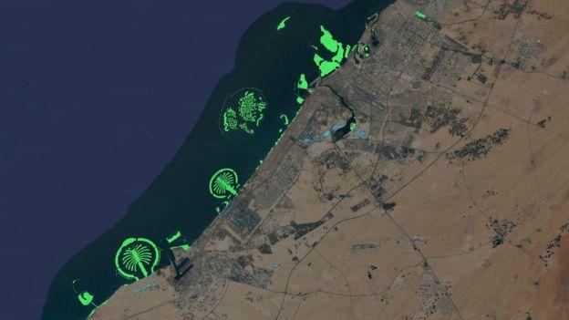 Costa de Dubái