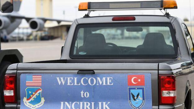 Los ministros de Defensas de ambos países discutieron este martes sobre la importancia de la Base Aérea en Turquía.