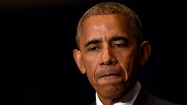 Presidente de EE.UU. Barack Obama