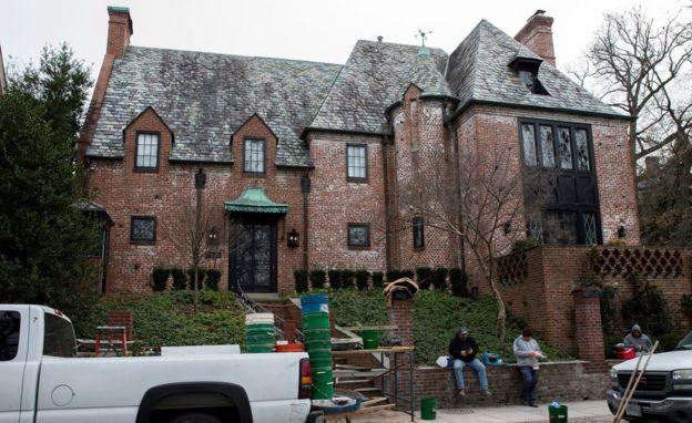Nueva casa de Obama