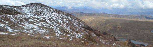 Nevado Chacaltaya