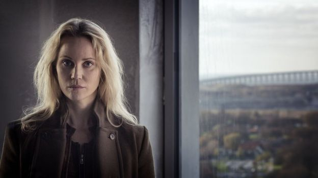 Sofia Helin as Saga Noren