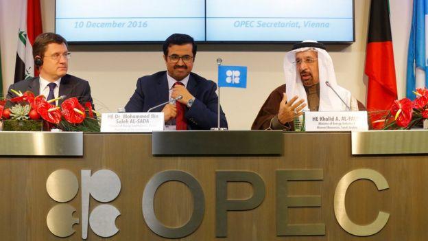 تخفيض انتاج النفط