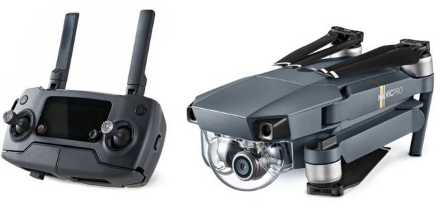 DJI's Mavic Pro fold-up drone detects obstacles ilicomm Technology Solutions