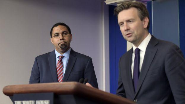 भारत और पाकिस्तान में उपजे तनाव पर अमरीका