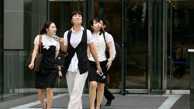 韓國女性既要工作、又要顧家