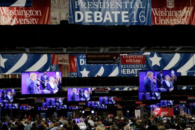 El debate ha generado enorme expectativa.