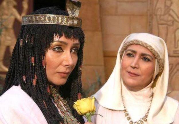 کتایون ریاحی در سریال حضرت یوسف