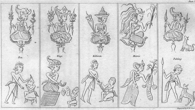 Los 5 días del antiguo calendario javanés