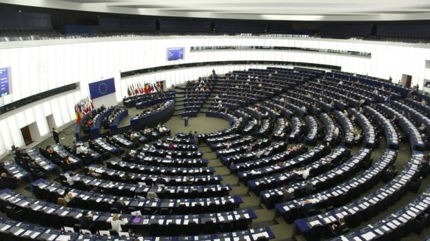 An overall majority of MEPs will be required for the amendments to pass
