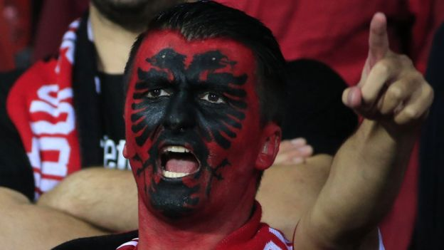 Aficionado de Albania