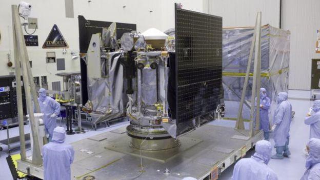 Cientistas da Nasa desenvolvem sonda que será enviada para asteroide