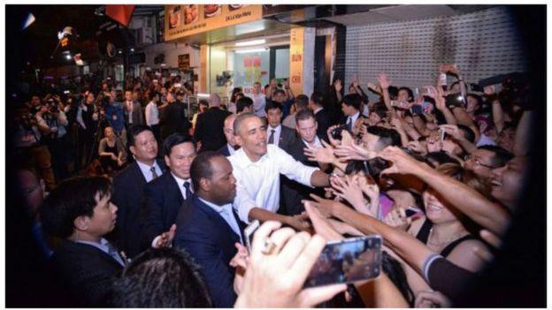 Obama no Vietnã