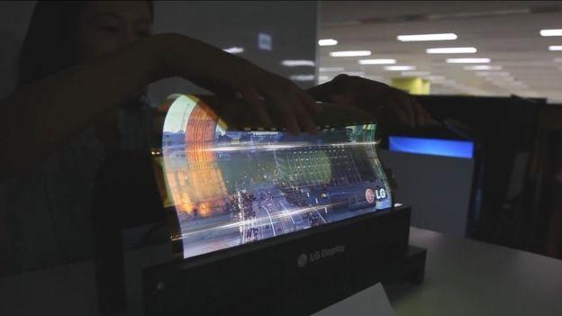 LG Display demo